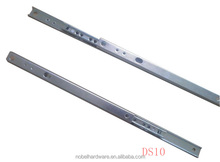 Made in china stainless steel push to open under mount drawer slides
