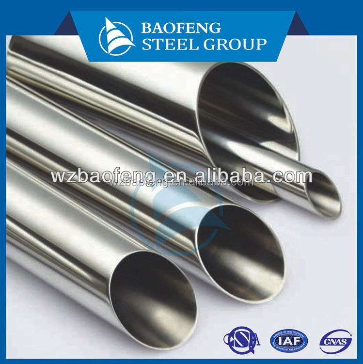 astm a312/a213 bright annealing pickling sts304/304l/316l/321/310s/347H round seamless stainless steel korea tube