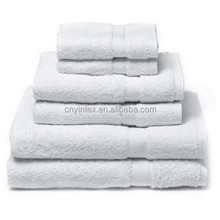 100% cotton 32s/2 21s/2 16s/1 hotel beach hand towel, terry cooling towel