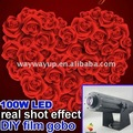 10000 lumens image display gobo projector