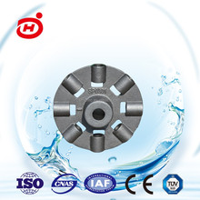 Custom made ductile iron casting,precoated resin sand shell mold casted spur gear wheel