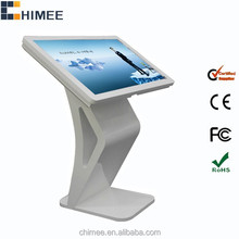"42"" touch kiosk information desk with way finding software (42""~84"")"