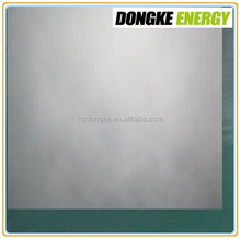 3.2mm AR photovoltaic toughened solar glass for manufacturer