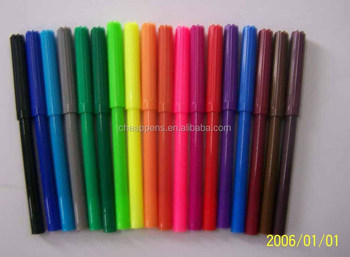 gift kids colored marker