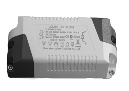 Factory Price small led driver 27v 6w