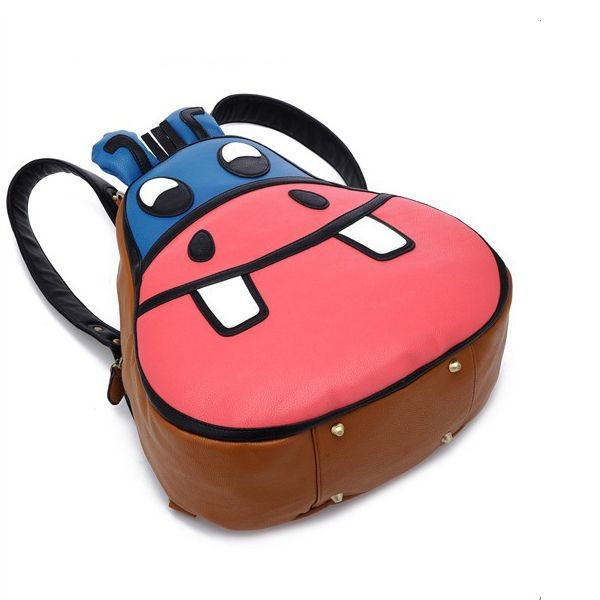 2017 new arrival traveling bag cartoon backpack for child