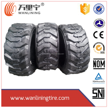 Cheap Agricultural Chinese Bobcat tires 10-16.5 12-16.5 skid steer tires for USA market