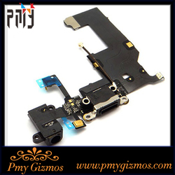 Phone Parts for Iphone 5C Charging Port Dock Connector Flex Cable