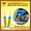High Performance Aluminum Windows Rtv Silicone Sealant