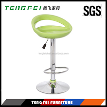 Bar stool With Certificated SGS gas lift and 360 degree swivel!
