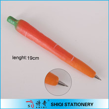 novelty stationery carrot special shape pen