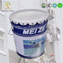 Transparent water based Acrylic wall sealer primer