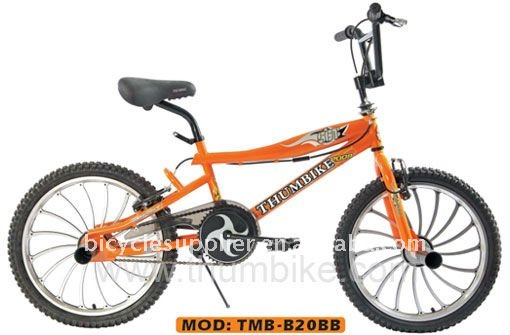 "Freestyle BMX bikes/Bicycle/Hi-ten frame 20""Freestyle Bicycle(TMB-B20BB)"