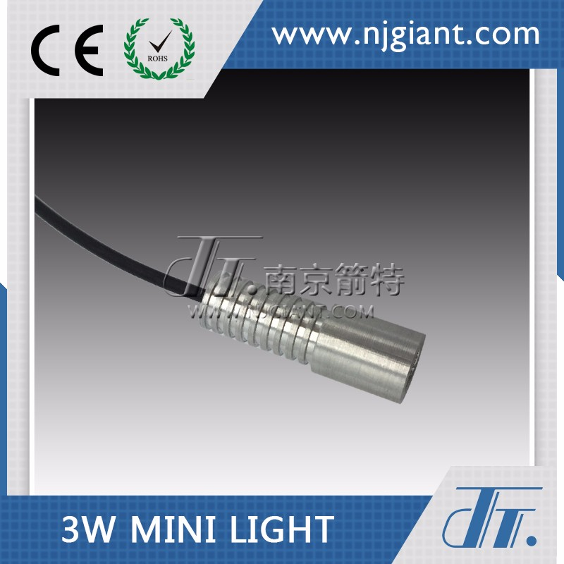 Mini 3W <strong>portable</strong> side glow fiber optic light generator for car interior decoration(free Sample)