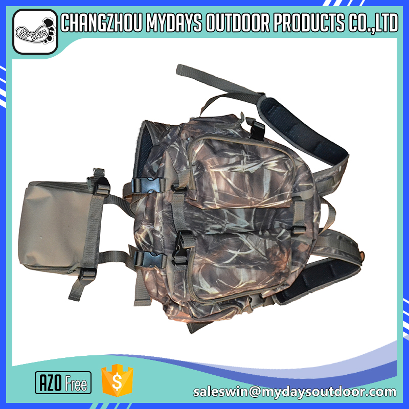 Cheap hunting waterproof gun waist bag with light weight