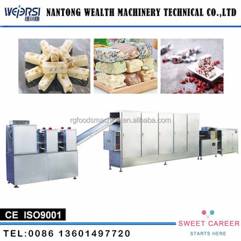 Wholesale Products Sesame Nougat Candy Making Machine