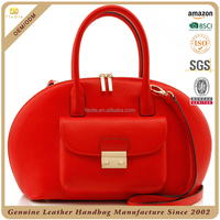 CSS1724-001 Famous designer bags women leather, Top quality genuine leather handbag , Alibaba china office lady leather handbags