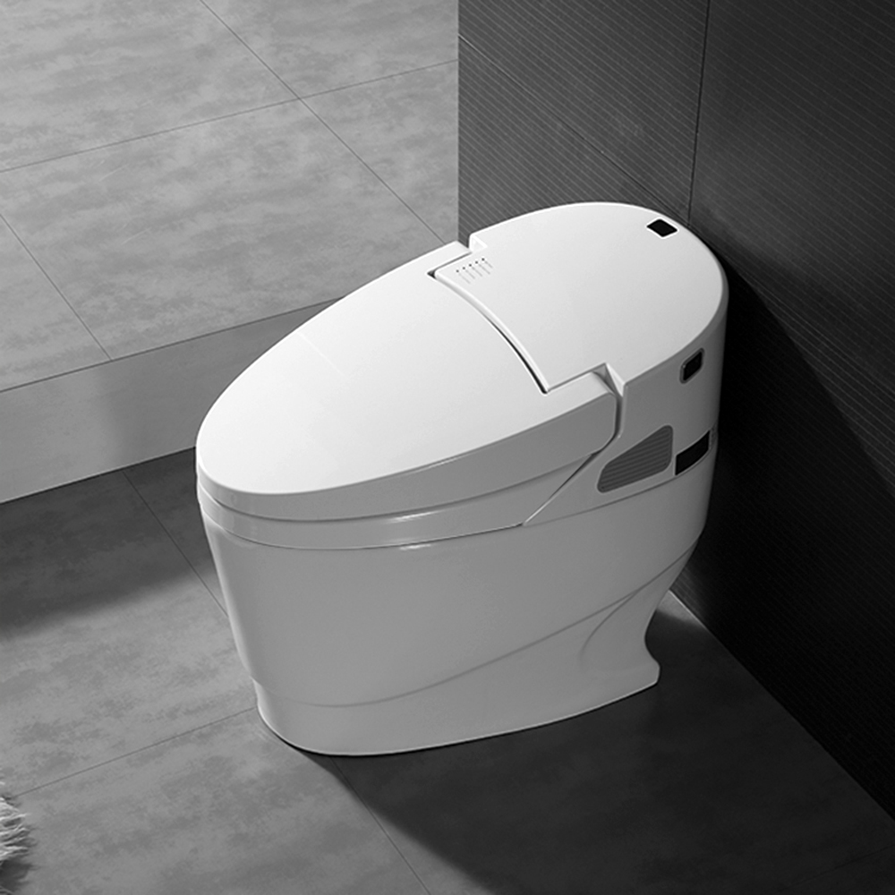 High quality automatic ceramic electronic smart toilet bidet