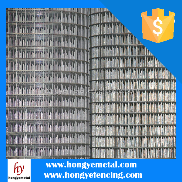 8 Gauge Hot Dipped Galvanized Welded Wire Mesh