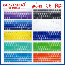 Silicone Keyboard Cover for Macbook Pro 11 13