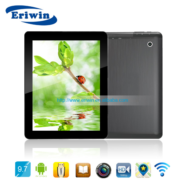 tablet pc ZX-MD9711 9.7 inch cheap tablet pc with android tablet reader card slot android