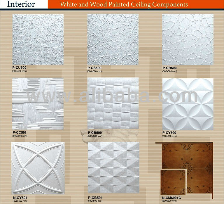 Ceiling tiles manufacturers