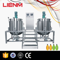 High Capacity Washing Liquid Mixing Machine / Detergent Mixer Machine