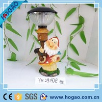 Wholesale Garden Decoration Dwarf Statur Solar