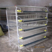 quail breeding cages