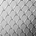 PVC Coated Hot Dip Galvanized Chain Link Mesh/Privacy Fence
