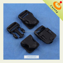 suitcase insert buckle custom copper material side release buckle side release plastic buckle factory