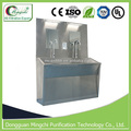 china stainless steel hospital hand wash sink/high quality wash hand sink