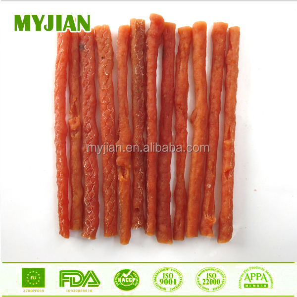 high protein low fat wholesale rabbit sticks dog pet training treat pet food
