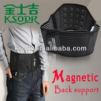 Tourmaline Magnetic Heat Back Brace Belt