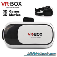 Factory direct 3d vr glasses vrarle for watching movies, games