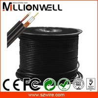 1000ft factory price RG59+2C Power cctv communication coaxial Cable