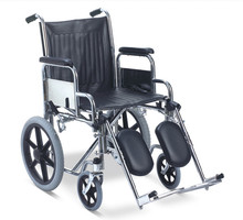 Cheap Price Economic lightweight Manual hospital handicapped Wheelchair for disable people