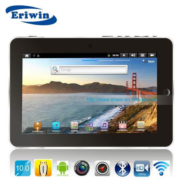 ZX-MD1001 10.1 inch tablet pc built in GPS HDMI camera 10inch cheapest tablet pc supplier