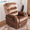 New Product Leather Luxury Sofa Chair
