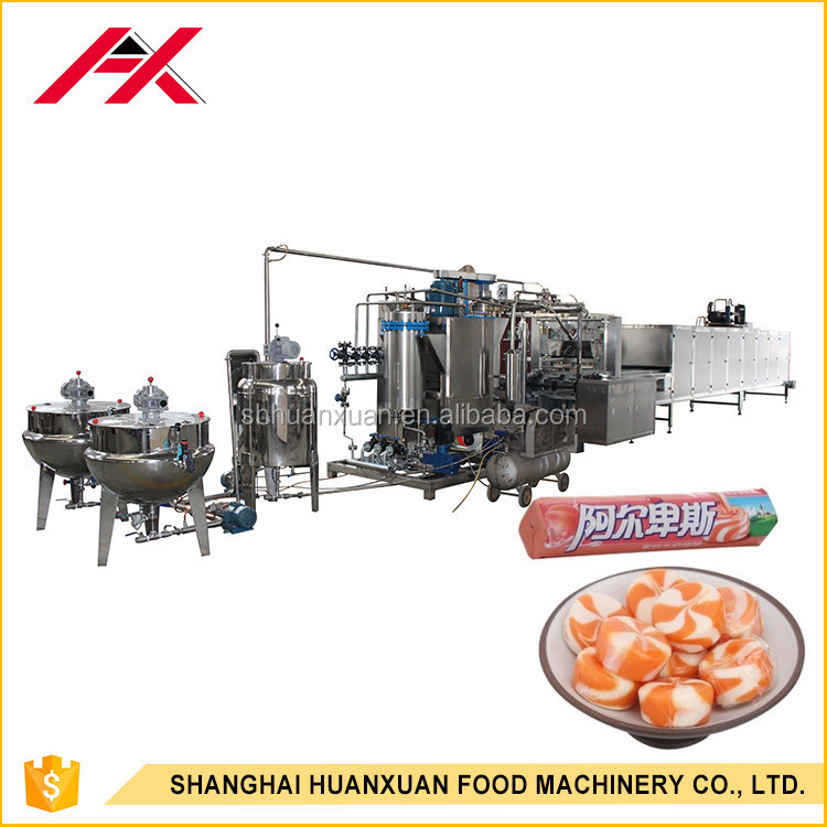 China Wholesale Market Agents Hard Candy Shaping Equipment