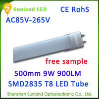 Widely used pure white AC85-265V SMD2835 CE ROHS 24w 1500mm led xxx animal video tube