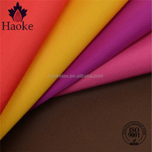 polyester oxford tpe coated fabric / tpu coated oxford fabric / PTFE laminated fabric