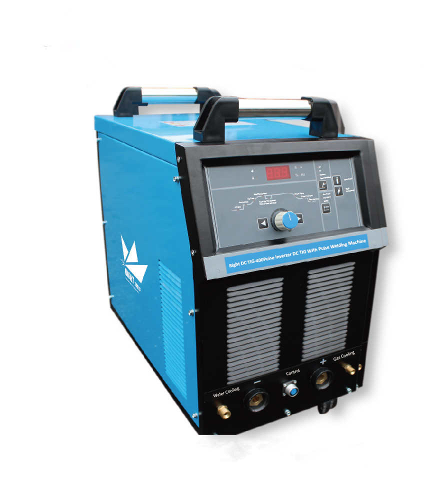 Stainless steel tig 400 pulse welding machine for tubes with CE certification