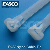 Releasable Plastic Cable Tie