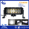 "Y&T Auto parts double Row 36w 7.5"" Led Light Bar led car roof rack light bar off-road light bar"