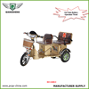 india style hot sale mini bus three wheel scooter in india market from qiangsheng supplier