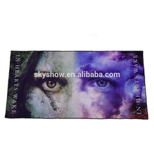 Very Cheap Price In Customized Style Printed Microfiber Sports Towel