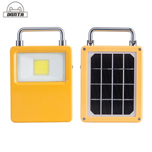 waterproof portable solar rechargeable <strong>led</strong> camping light <strong>emergency</strong>