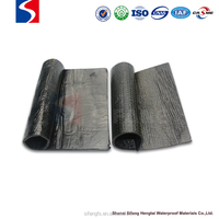 3mm 4mm 5mm SBS Modified Bitumious/bitumen Waterproof Membrane/Rolls with sand/sand/schist/PE film