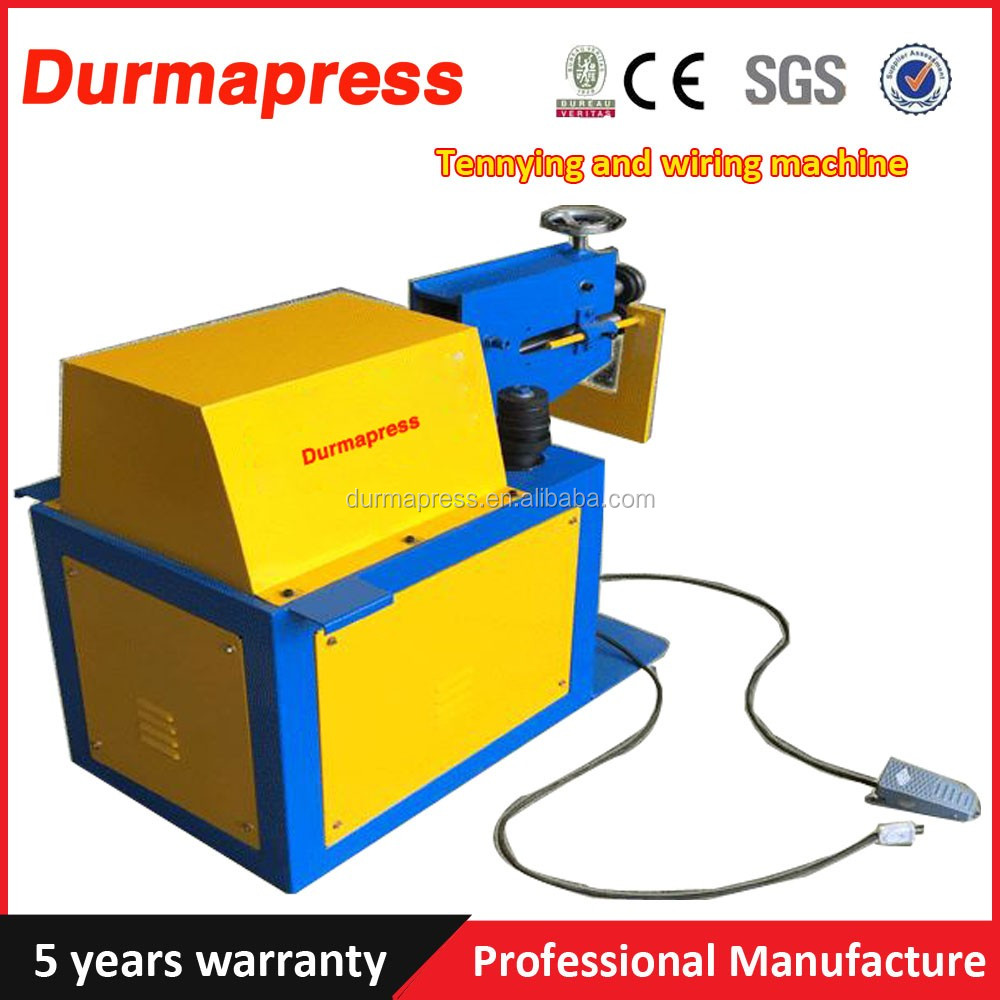 Factory Direct Price electric swaging machine beading machine on sale